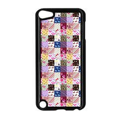 Quilt Of My Patterns Small Apple Ipod Touch 5 Case (black)