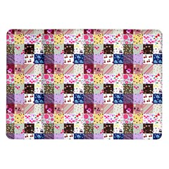 Quilt Of My Patterns Small Samsung Galaxy Tab 10 1  P7500 Flip Case