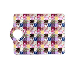 Quilt Of My Patterns Small Kindle Fire Hd (2013) Flip 360 Case