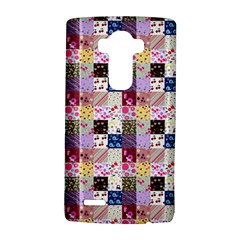 Quilt Of My Patterns Small Lg G4 Hardshell Case