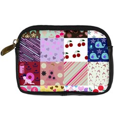 Quilt Of My Patterns Digital Camera Cases