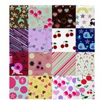 Quilt Of My Patterns Shower Curtain 66  x 72  (Large)  58.75 x64.8 Curtain