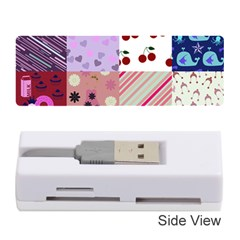 Quilt Of My Patterns Memory Card Reader (stick)