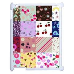 Quilt Of My Patterns Apple Ipad 2 Case (white)