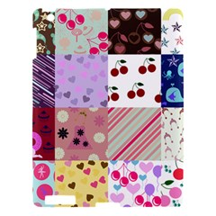 Quilt Of My Patterns Apple Ipad 3/4 Hardshell Case