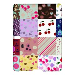 Quilt Of My Patterns Samsung Galaxy Tab S (10 5 ) Hardshell Case
