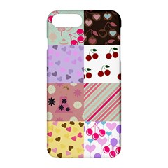 Quilt Of My Patterns Apple Iphone 7 Plus Hardshell Case