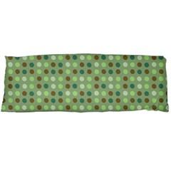 Green Brown  Eggs On Green Body Pillow Case Dakimakura (two Sides)