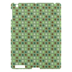 Green Brown  Eggs On Green Apple Ipad 3/4 Hardshell Case