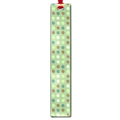 Green Brown  Eggs On Green Large Book Marks