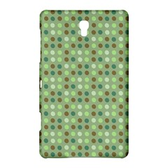 Green Brown  Eggs On Green Samsung Galaxy Tab S (8 4 ) Hardshell Case
