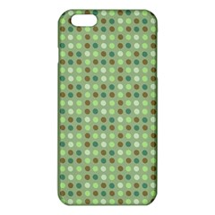 Green Brown  Eggs On Green Iphone 6 Plus/6s Plus Tpu Case