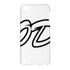 Code White Apple Ipod Touch 5 Hardshell Case
