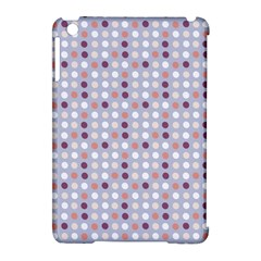 Pink Purple White Eggs On Lilac Apple Ipad Mini Hardshell Case (compatible With Smart Cover)