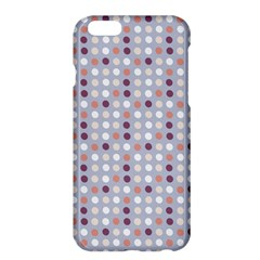 Pink Purple White Eggs On Lilac Apple Iphone 6 Plus/6s Plus Hardshell Case