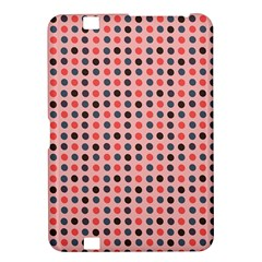 Grey Red Eggs On Pink Kindle Fire Hd 8 9