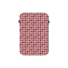 Grey Red Eggs On Pink Apple Ipad Mini Protective Soft Cases