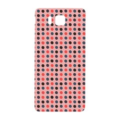 Grey Red Eggs On Pink Samsung Galaxy Alpha Hardshell Back Case