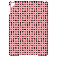 Grey Red Eggs On Pink Apple Ipad Pro 9 7   Hardshell Case
