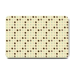 Brown Green Grey Eggs Small Doormat