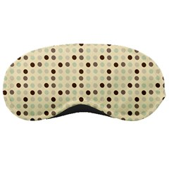 Brown Green Grey Eggs Sleeping Masks