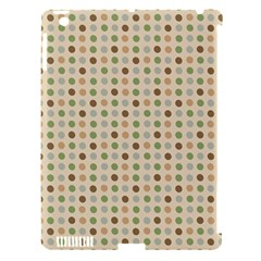 Green Brown Eggs Apple Ipad 3/4 Hardshell Case (compatible With Smart Cover)