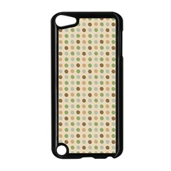 Green Brown Eggs Apple Ipod Touch 5 Case (black)