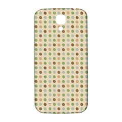 Green Brown Eggs Samsung Galaxy S4 I9500/i9505  Hardshell Back Case