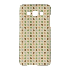 Green Brown Eggs Samsung Galaxy A5 Hardshell Case
