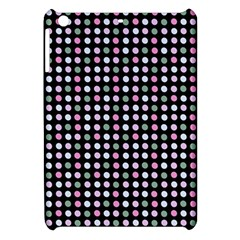 Pink Green Eggs On Black Apple Ipad Mini Hardshell Case