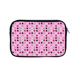 Grey Magenta Eggs On Pink Apple Macbook Pro 13  Zipper Case