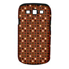 Grey Eggs On Russet Brown Samsung Galaxy S Iii Classic Hardshell Case (pc+silicone)