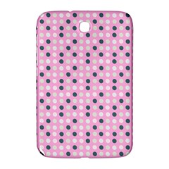Teal White Eggs On Pink Samsung Galaxy Note 8 0 N5100 Hardshell Case