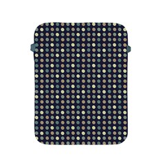 Beige Blue Cream Eggs On Grey Blue Apple Ipad 2/3/4 Protective Soft Cases