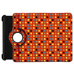 Yellow Black Grey Eggs On Red Kindle Fire Hd 7