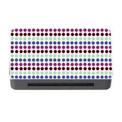 Multi White Dots Memory Card Reader With Cf
