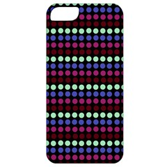 Multi Black Dots Apple Iphone 5 Classic Hardshell Case