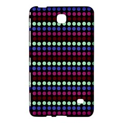 Multi Black Dots Samsung Galaxy Tab 4 (8 ) Hardshell Case