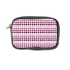 Pink Red Dots Coin Purse