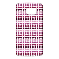 Pink Red Dots Galaxy S6