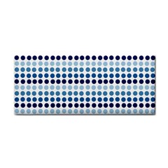 Blue Dots Cosmetic Storage Cases