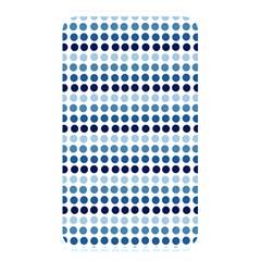 Blue Dots Memory Card Reader