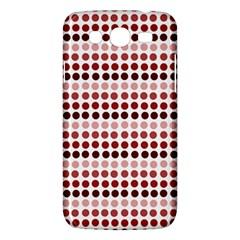 Reddish Dots Samsung Galaxy Mega 5 8 I9152 Hardshell Case