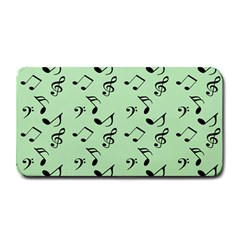 Mint Green Music Medium Bar Mats