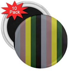 Sid 3  Magnets (10 Pack)