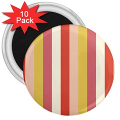 Candy Corn 3  Magnets (10 Pack)