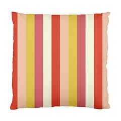 Candy Corn Standard Cushion Case (one Side)
