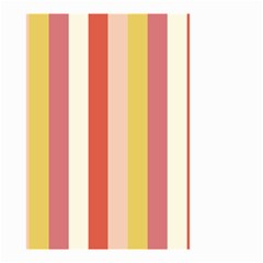 Candy Corn Small Garden Flag (two Sides)