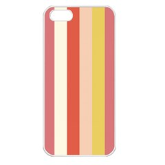 Candy Corn Apple Iphone 5 Seamless Case (white)