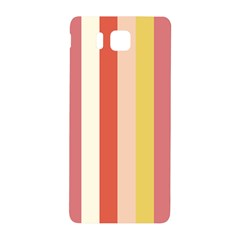 Candy Corn Samsung Galaxy Alpha Hardshell Back Case